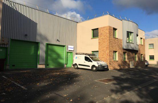Locaux d'activités – 3 lots de 102 à 148 m²