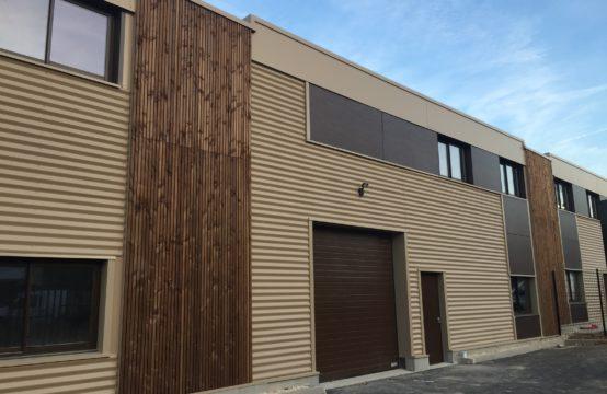 Locaux d'Activités NEUF – 236 m²
