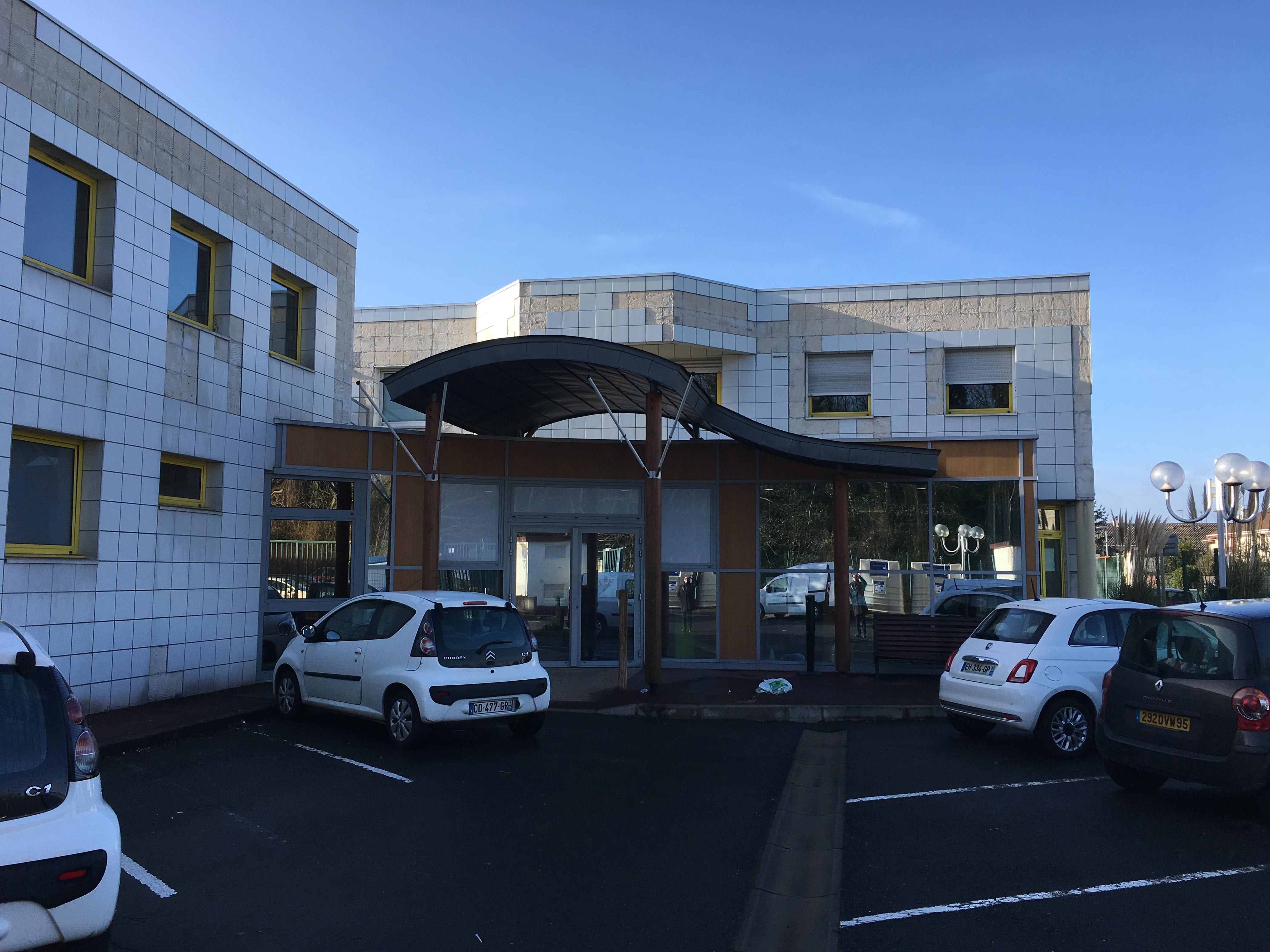Bureaux centre ville – 1040 m²