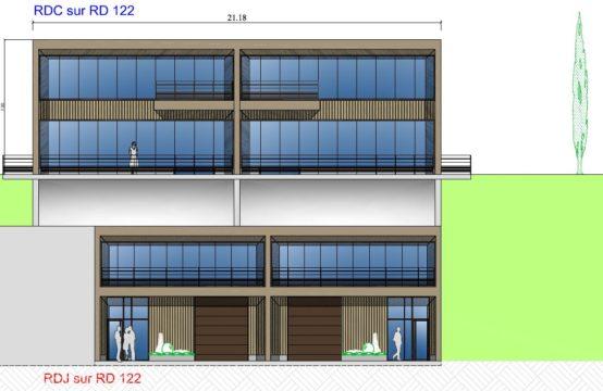Locaux / Loft / Bureaux – 878 m² divisibles à partir de 218 m².