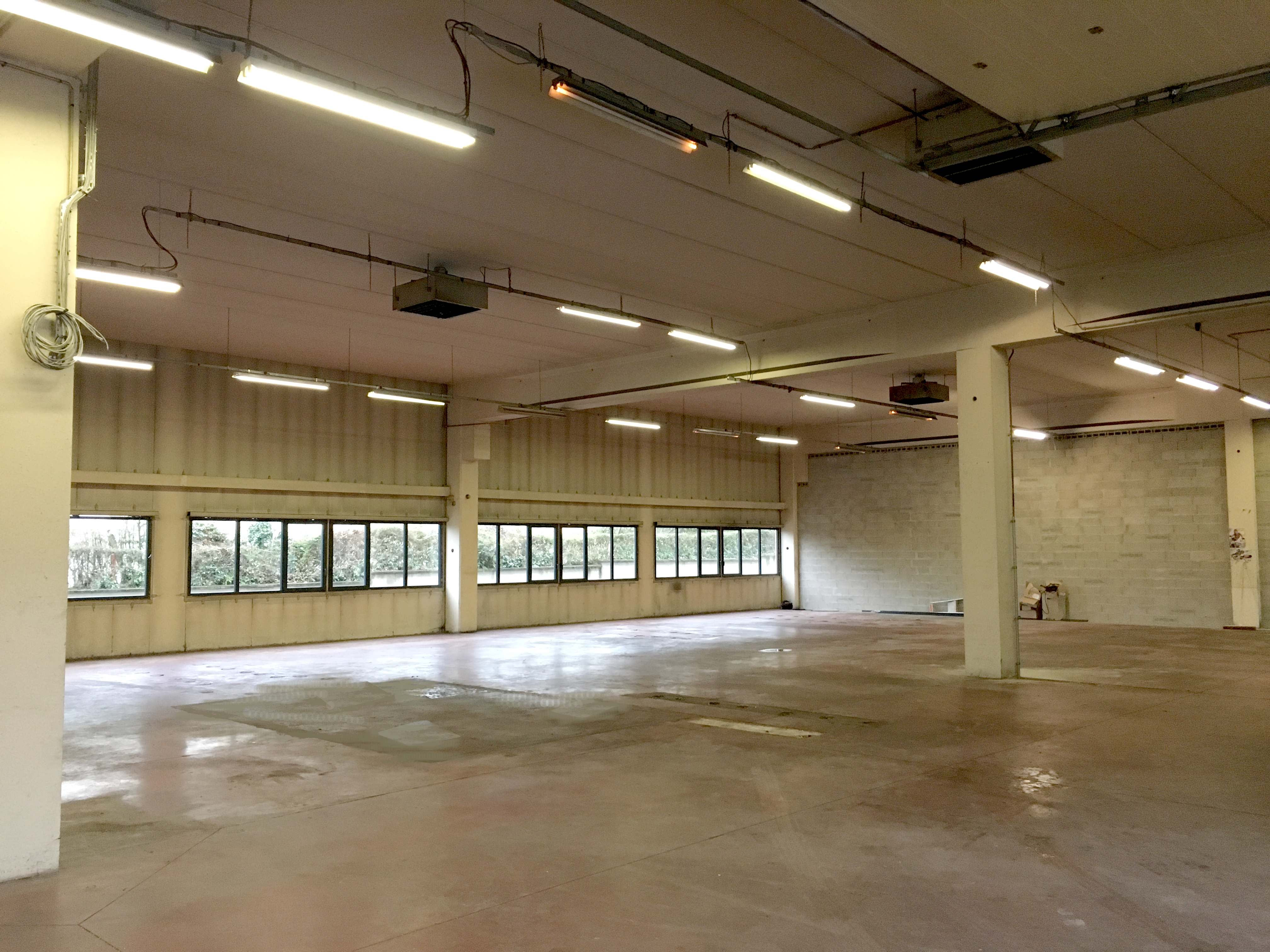 Locaux Patte d'Oie d'Herblay – 1064 m²