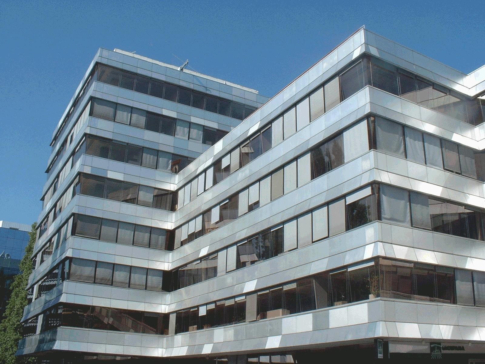 Bureaux quartier d'affaire – 832 m²